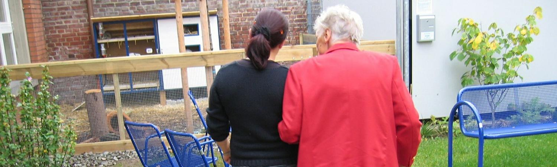 Communiquer avec une personne atteinte de la maladie d'Alzheimer