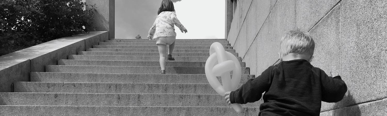 Le principe de l'escalier