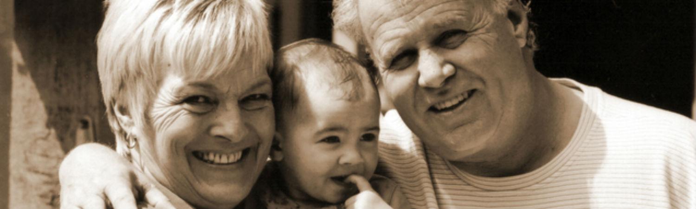 Grands-parents et présents