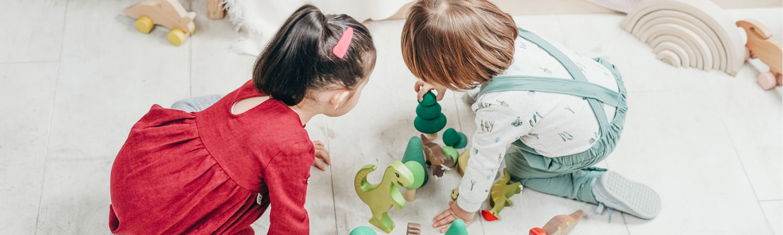 L'importance de laisser l'enfant jouer librement