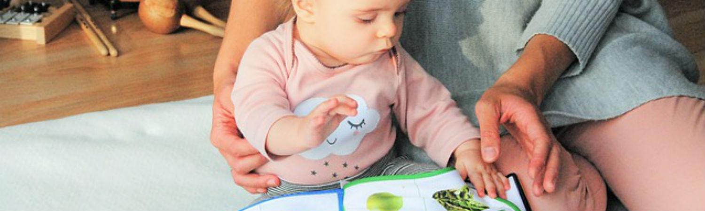 Comment stimuler le langage avec les livres?