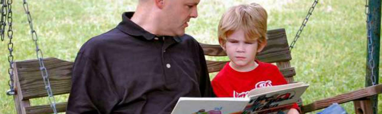 La lecture à voix haute pour petits et grands.