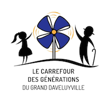 Carrefour des générations du Grand Daveluyville